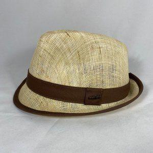 Scala Classic Fedora Natural Fibre Hat